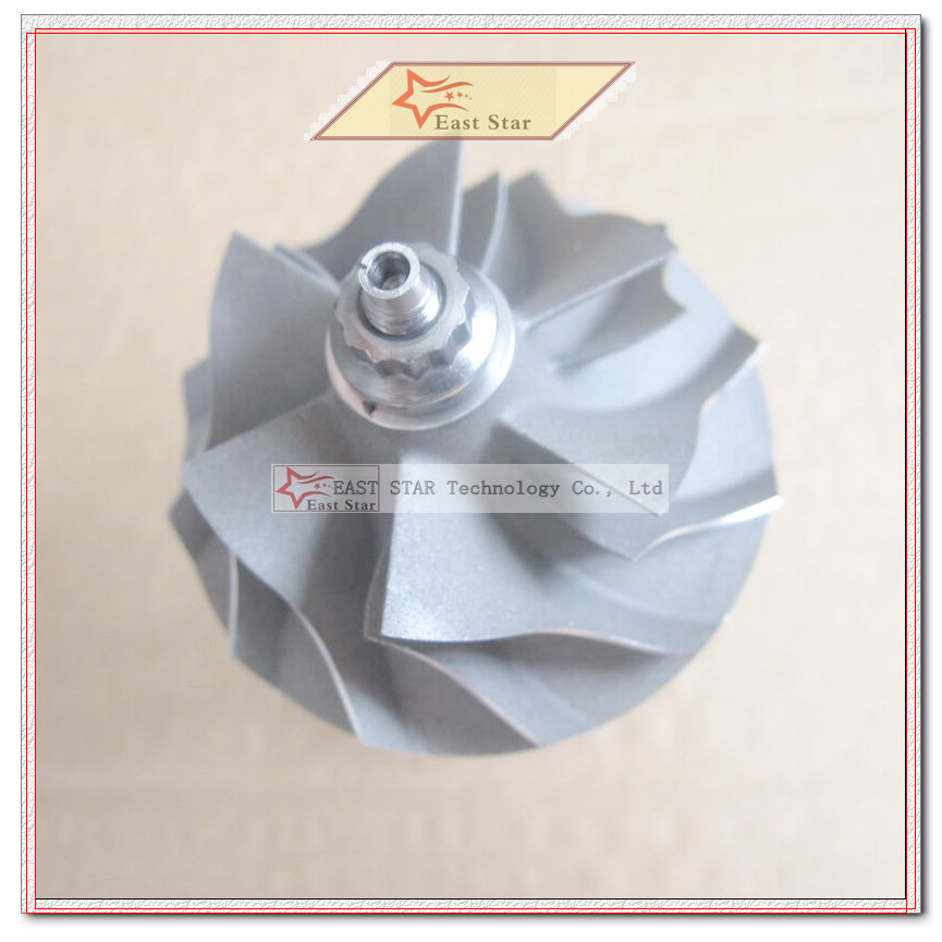 Turbo rotor assembly shaft wheel TD04L 49377 04300 49377 04100 14412 AA360 For Subaru Forester Impreza WRX NB 2.0L 58T EJ205