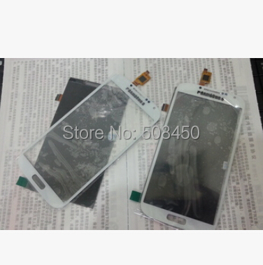 New i9500 S4 LCD Display FPC-XL50QH031N-A TFT LCD Matrix + Touch Screen panel Digitizer DC-70 C266006A01 Glass Sensor lc150x01 sl01 lc150x01 sl 01 lcd display screens