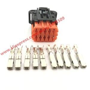 5 zestaw Molex 1.5mm z 10 stykami 10 pozycji żeńskie złącze automatyczne 98823-1011/98816-1011