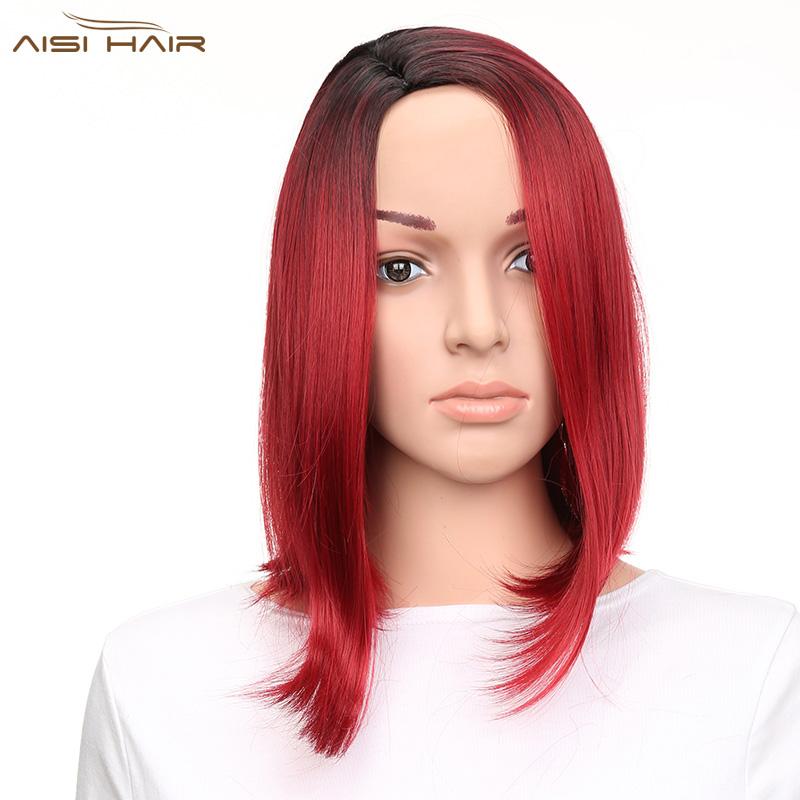 Brilliant Online Buy Wholesale Short Burgundy Hair From China Short Burgundy Short Hairstyles For Black Women Fulllsitofus