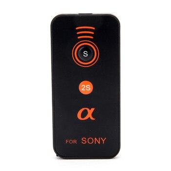 Control remoto del obturador de la cámara para Sony Alpha Series a7...