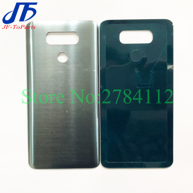 5pcs Back Glass Replacement For Lg G6 H870 H871 H872 H873 Ls993