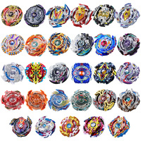 29pcs/set Or 12pcs/set Metal Game Funsion 4D Spin Tops Arena Spinning Top Toys No Launcher No Box #B