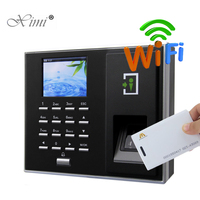 Biometric Fingerprint Access Control TCP/IP Door Access Control With 125KHZ RFID Card Reader ZK F2S Fingerprint Time Attendance