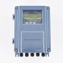 Ultrasonic Liquid Flow Meter TDS-100F Wall-mount Digital flowmeter DN50-700mm M2 transducer m2 sensors dn 50mm 700mm flow meter for tds 100f