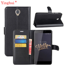 For Cubot Max Case Hight Quality Flip Leather Phone Book Style Stand Cover 6.0