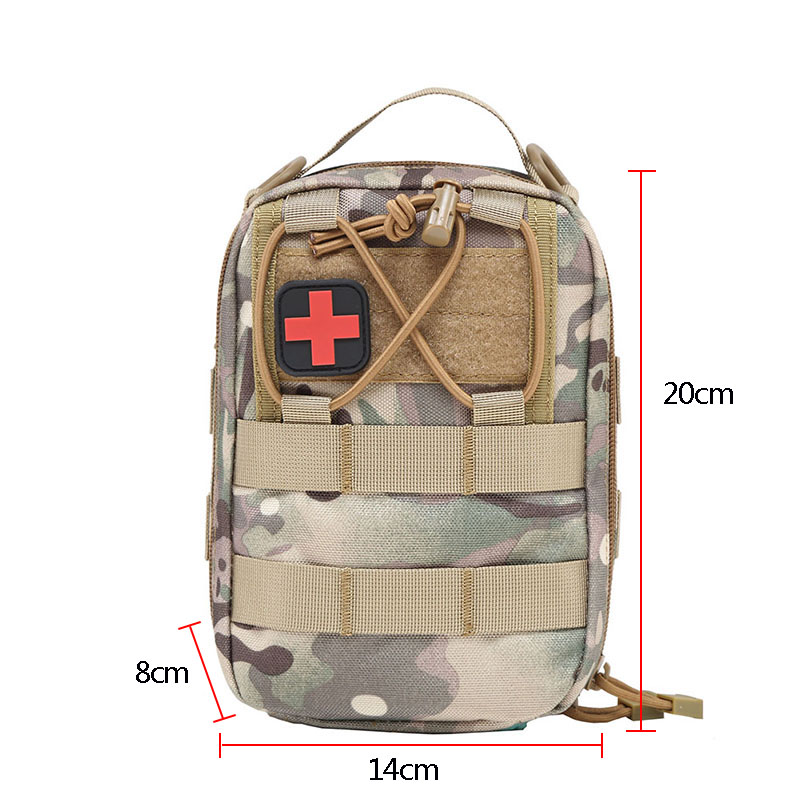 54b52813ca4 Outdoor Rugzak Militaire Ehbo kit pouch Emergency Tactical Medische Assault  Combat Rugzak Tassen in Outdoor Rugzak Militaire Ehbo-kit pouch Emergency  ...