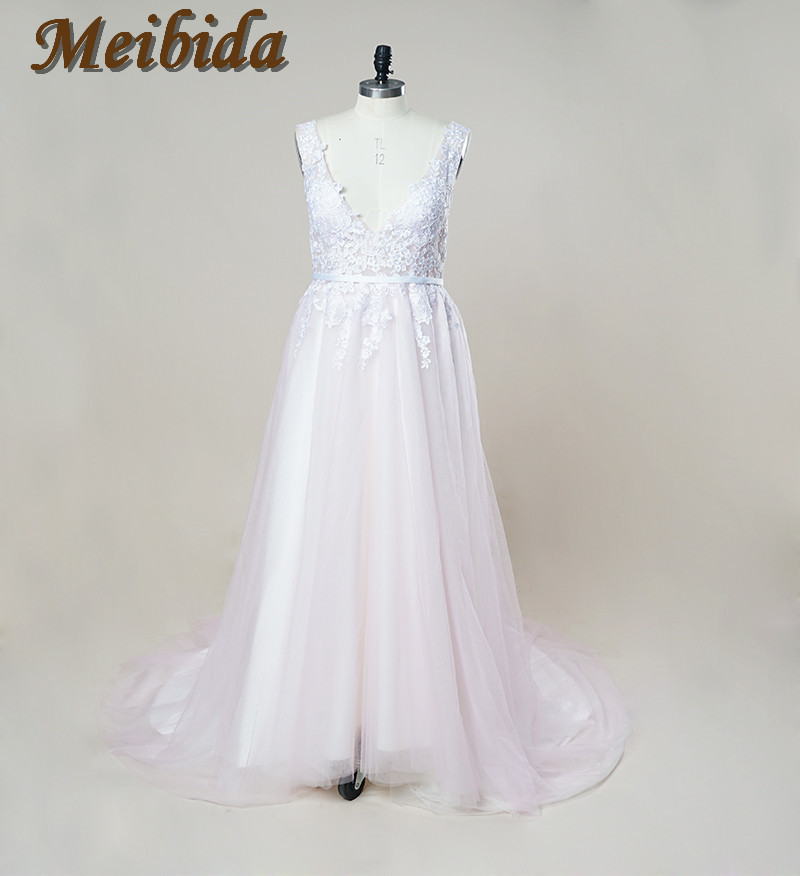 See through corset vintage wedding dresses chiffon white for See through corset wedding dresses