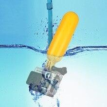 Плавающий поплавок accessorios для GoPro Hero 5 SJCAM селфи палка для Yi 4 К поплавок монопод для Go Pro grid для экен Спорт камеры