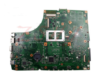 For Asus P53E K53E A53 Laptop motherboard K53SD REV2.3 HM65 Free Shipping 100% test ok