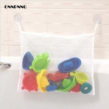 Детская ванна для купания, корзина для хранения игрушек для ванной комнаты, Сетчатая Сумка для хранения игрушек, сумки для настенного хранения, Органайзер