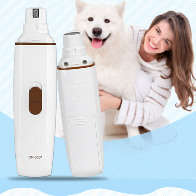 Nail dremel Dog Electric Claw Nail Grooming Tool live show