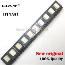 10 pçs/lote H11AA1 SOP 6 H11AA1SR2M SOP novo original