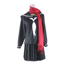 Anime Mekaku City Actors Kagerou Project Tateyama Ayano Costumes Cosplay School Uniform Halloween Costumes Gift card + socks