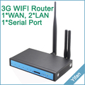 YF330 Series M2M industrial 3g wifi router for DVR