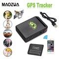 TK102B в режиме реального времени GSM GPRS мини автомобильный GPS локатор трекер TK102 Автомобильный трекер устройство для отслеживания анти-потери з...
