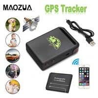 TK102B Del Veicolo in tempo Reale di GSM GPRS Mini Auto Localizzatore GPS Tracker TK102 Per Auto Tracker Anti-Perso di Registrazione di Monitoraggio dispositivo