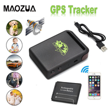 TK102B Real-time Vehicle GSM GPRS Mini Car GPS Locator Tracker TK102 Car Tracker Anti-Lost Recording Tracking Device gt001 mini magnetic gps tracker locator car vehicle real time tracking system device gps locator