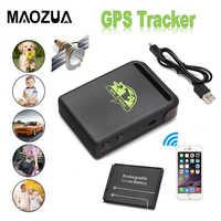 TK102B Real-time Vehicle GSM GPRS Mini Car GPS Locator Tracker TK102 Car Tracker Anti-Lost Recording Tracking Device