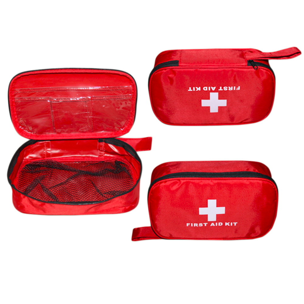 Survival First Aid bag pouch Emergency Kit Tool For Car Home Medical Camping safety Travel Wholesale