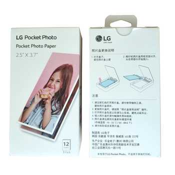 Original photo paper for LG PC389 photo printer