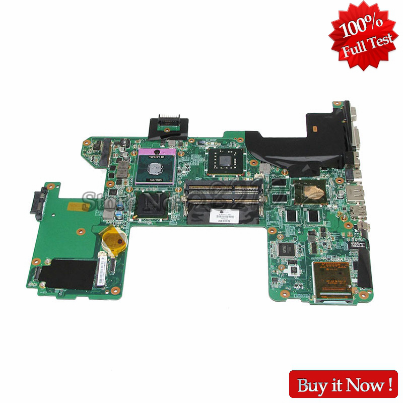NOKOTION DAUT7GMB8B0 519592-001 Laptop Motherboard For HP Pavilion HDX-18 HDX18 Main Board 18 inch PM45 DDR3 9600M Free CPU