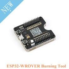 ESP32 WROVER Development Boardการทดสอบการเผาไหม้Fixtureเครื่องมือDownloaderสำหรับESP 12F ESP 07S ESP 12S