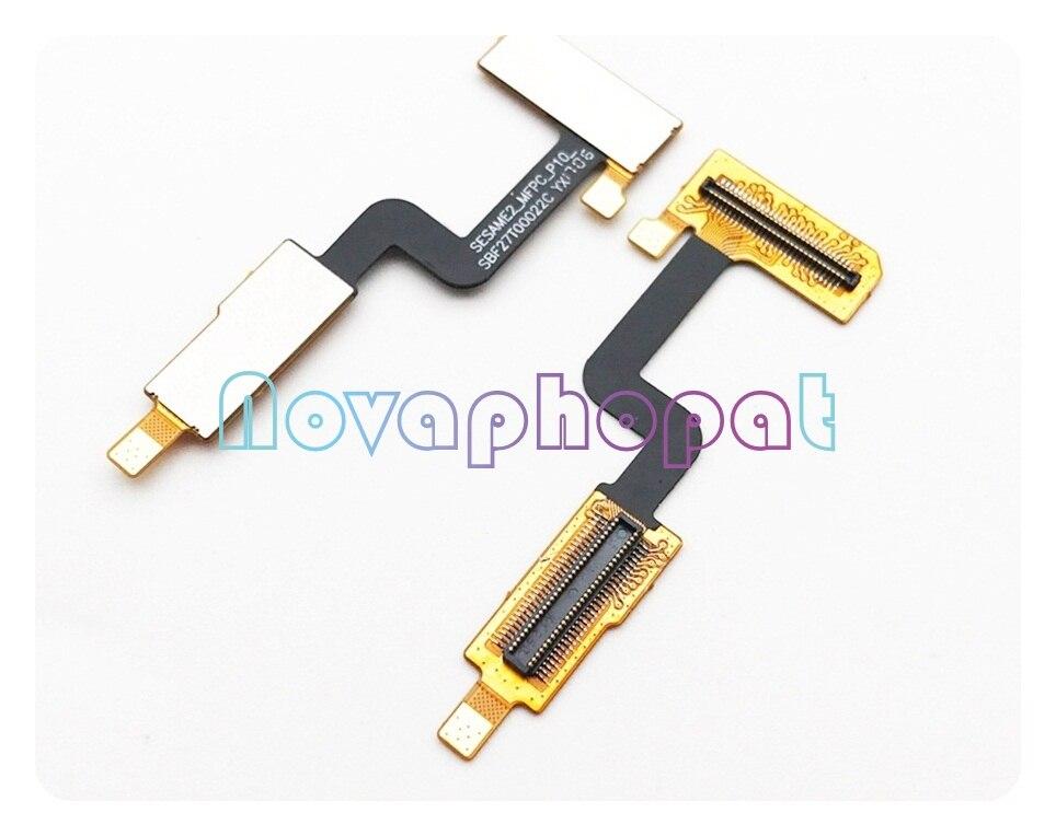 Novaphopat 5 piezas/10 piezas/20 piezas/lot placa base Motherboard Connect LCD Flex Cable para alcatel One Touch OT2012D 2012 OT2012
