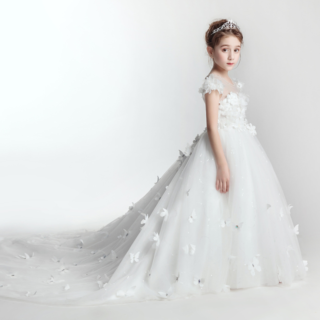 Wedding Dresses with Color for Teens