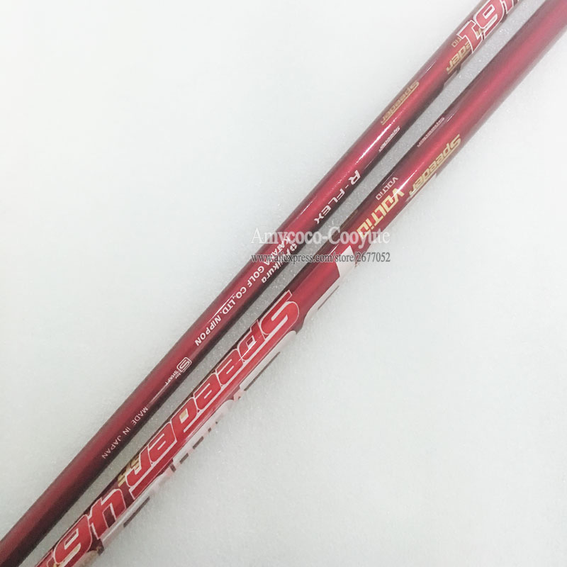 Cooyute New Golf Shaft KATANA VOLTIO NINJA Golf Driver Shaft R And S  SR Flex Wood Graphite Golf Shaft Free Shipping