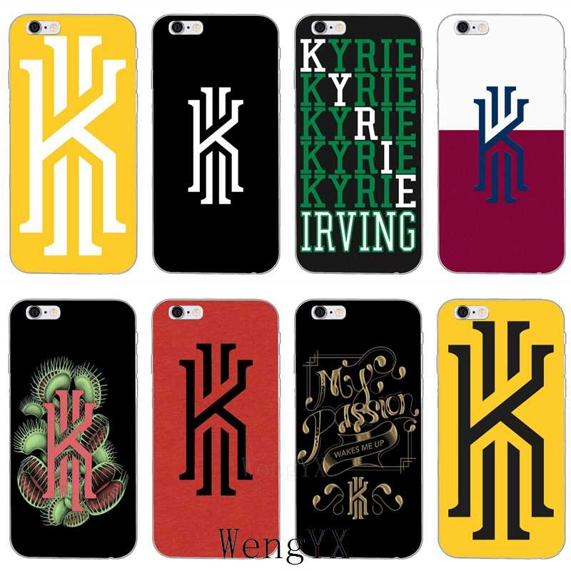 0b8a4362dfa37 Detail Feedback Questions about Kyrie Irving Logo basketball slim ...