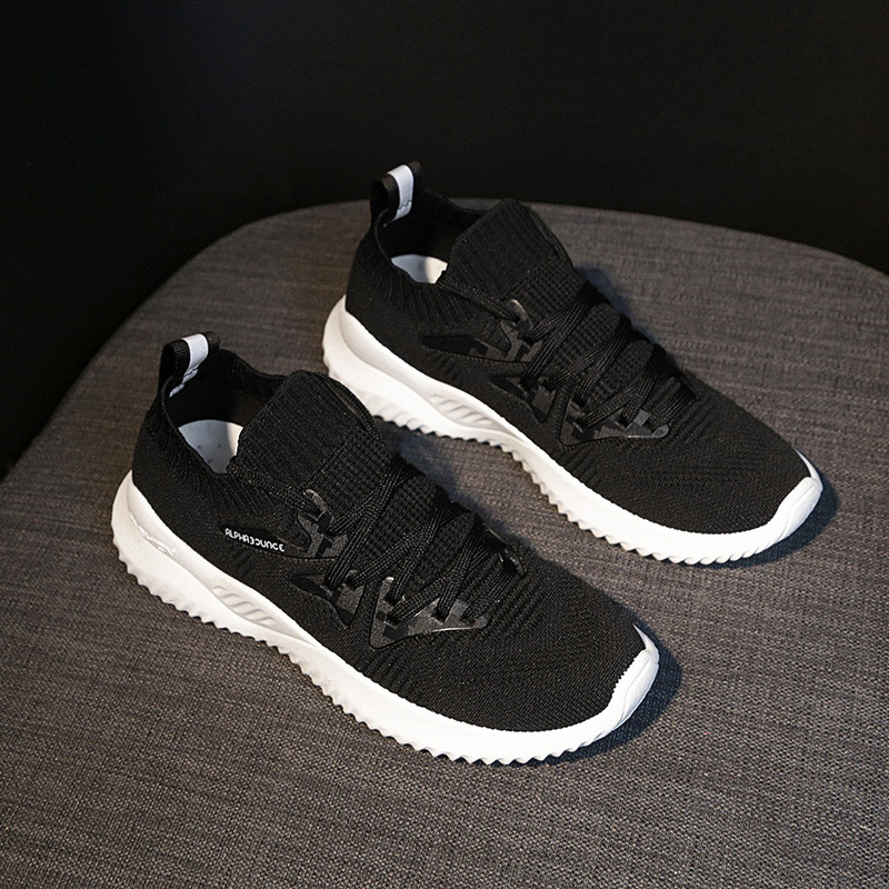 Womans Shoes Air Mesh Breathable