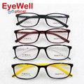 New arrival unisex TR90 optical frame Korea Design very light full rim eyeglasses 6126