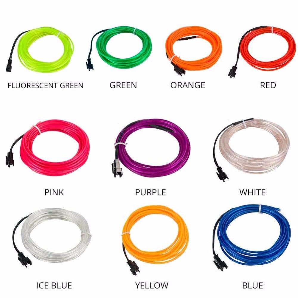 Dorable 2g Eclipse El Wire Embellishment - Electrical Circuit ...