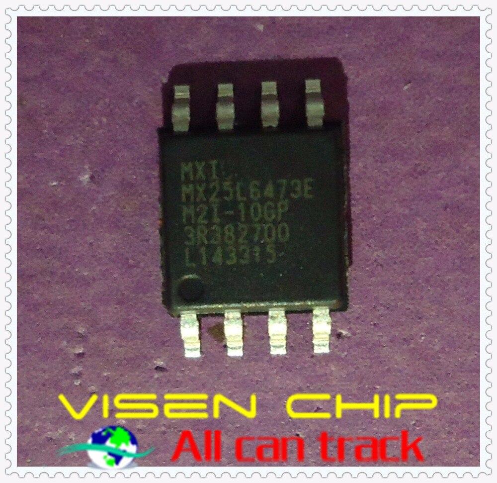 10 шт. MX25L6473EM2I-10G MX25L6473E MX25L6473EM2I 25L6473E, флэш-памяти