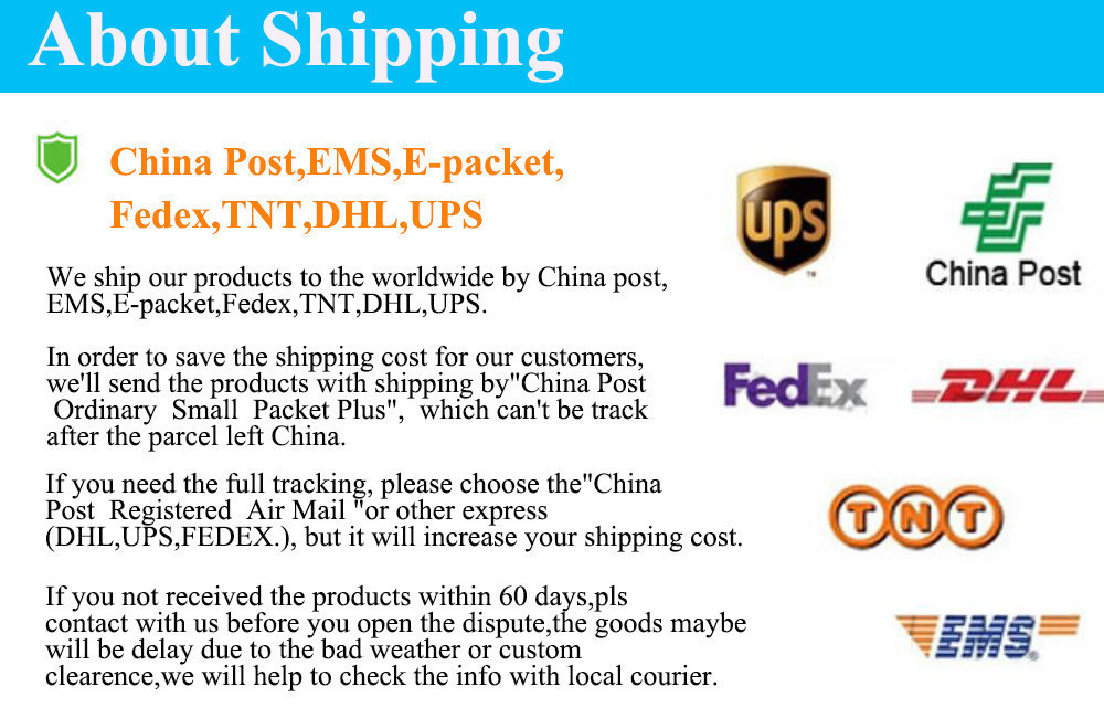 shipping new