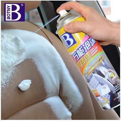 Botny universal foam cleaning agent car interior cleaning agent car ...
