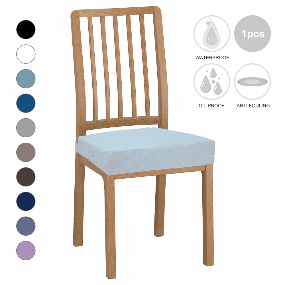 Terrific Us 2 86 10 Off Modern Simple Style Chair Covers Removable Waterproof Stretch Slipcovers Kitchen Short Chair Cover Beauty Home Decor In Chair Cover Creativecarmelina Interior Chair Design Creativecarmelinacom