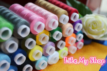 colors 250 thread sewing