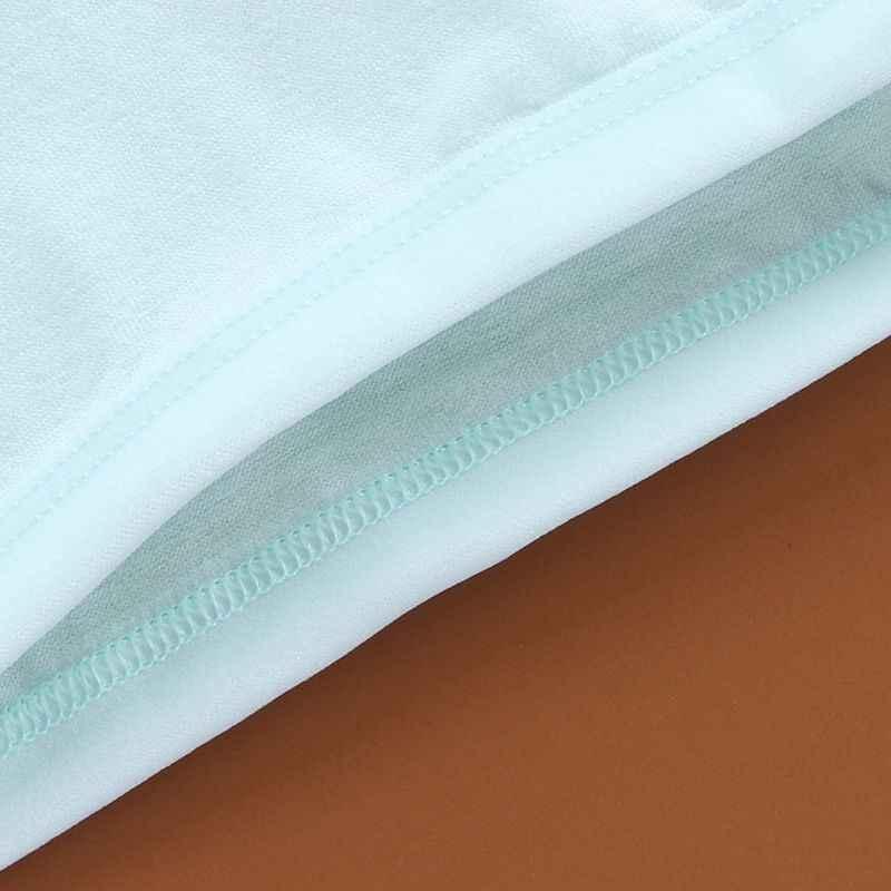 Adolescente puberdade meninas alças largas sutiã de treinamento esportivo macaron doces letras cor impresso roupa interior bralette em camadas acolchoado colete