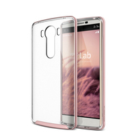Original VERUS For LG V10 Crystal Slim Case PC And TPU Dual Layer Hybrid Side Hard