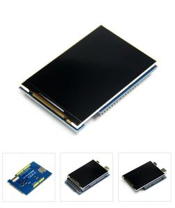 "Image 2 - LCD modul 3,5 zoll TFT LCD bildschirm 3,5 ""+ Mega 2560 R3 Mega2560 REV3 Board für"