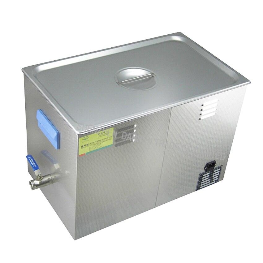 1PC Ultrasound Cleaner Keluli tahan karat Pembersihan Mesin gelas - Perkakas rumah - Foto 4