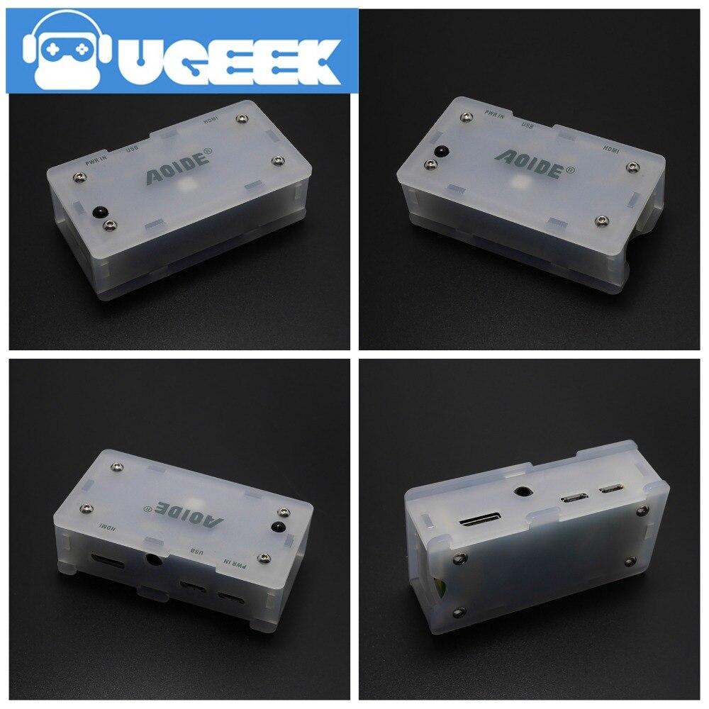 Aoide HiFi DAC plus carte son pour Raspberry Pi Zéro + Givré Acrylique Cas + Audio 3.5 Jack à 2 câble rca kit | audio | bricolage