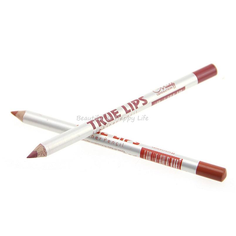12 PCS / Παρτίδα Αληθινά Χείλη 12 Χρώματα - Μακιγιάζ - Φωτογραφία 4