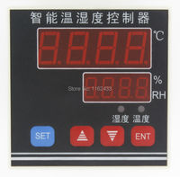 FTHC01 5m sensor digital temperature and humidity controller for incubator 220V 110V hatching greenhouse culture controller