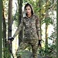 2017 Multicam Camouflage Hoodies & Camisola das Mulheres 100% Zip-up Camisa polyster MTP MCBK MCA MC Alphin