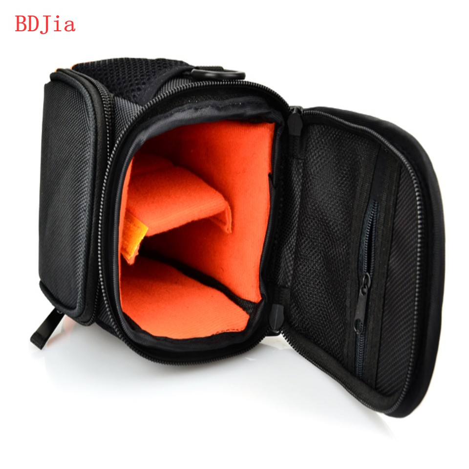 купить Camera Cover Case Bag for Sony A6500 A6300 A6000 A5100 A5000 NEX-5T HX90 HX80 HX60 HX50 WX500 With Strap and Logo,Free Shipping недорого
