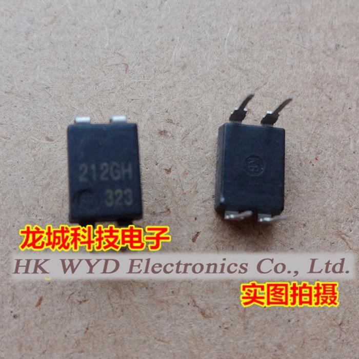 Free shipping 40pcs/lot 212EH AQY212GH optocoupler DIP DIP-4 new original