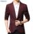 2017 Nova Primavera Marca-Roupas Blazer Masculino Moda Masculina Terno Dos Homens Cor Sólida Casuais Blazer Terno Masculino Tamanho M-3XL
